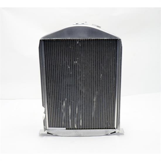 Griffin 4-232BX-FAA 1932 Ford Aluminum Radiator, Ford V8