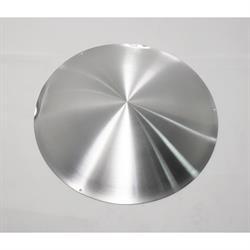 Spun Aluminum Disc 16 Inch Wheel Cover