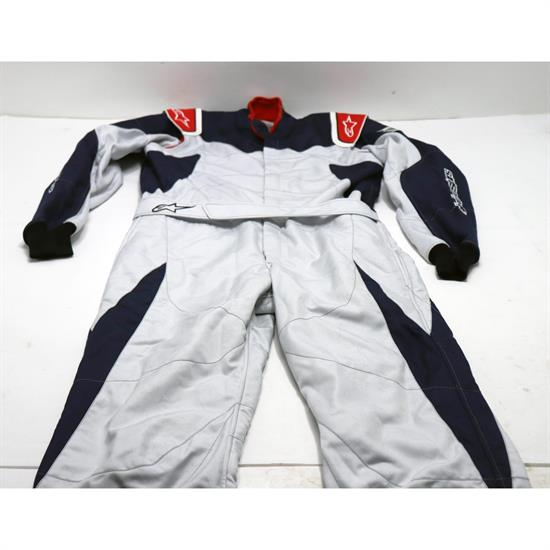 Alpine Stars 3355117-197-52 GP Racing Suit, Size 52