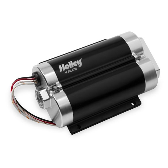 Holley 12-1800-200 GPH Dominator In-Line Billet Fuel Pump