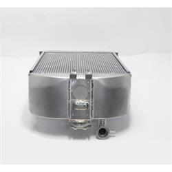 Griffin 7-70094 Dlx Alum Radiator for 1933-34 Ford Chassis w/Flat