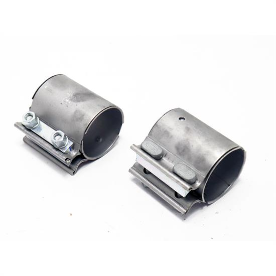 Hooker 41172HKR Stainless Steel TORCA Style Exhaust Coupler, 2.5
