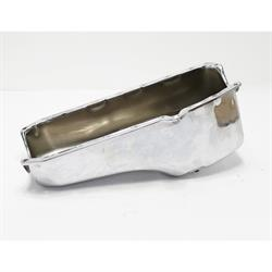 1955-79 Small Block Chevy Chrome Oil Pans