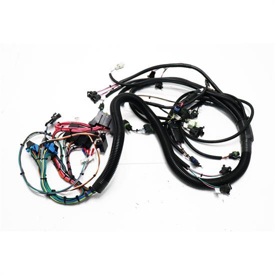 Diagram American Autowire 510008 Power Plus 20 Circuit Wiring Harness