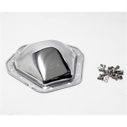 Spectre 6086 Differential Cover, Steel, Chrome, GM 10.5 Inch, Ea