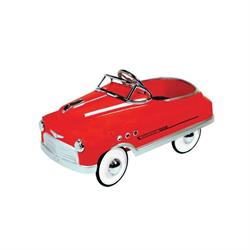 Murray  Comet Style Pedal Car - Red (missing windshield)