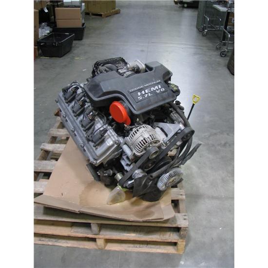Garage Sale - 5 7 Mopar Hemi Engine