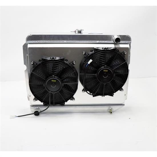 AFCO 84295-S-DS-N 1960-1978 Mopar A, B, E-Body Radiator, 26 x 22