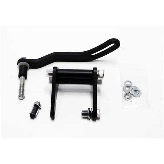 Bills Hot Rod Co.300 Series SBC PS Pump Bracket-Short Pump