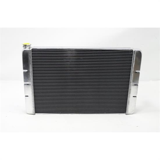 Speedway 31 In. Double Pass Aluminum Radiator Small Block Ford/Mo