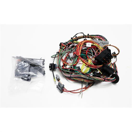 painless performance 60510 50 fuel injection wiring harness wire rh rkstartup co Painless Wiring Fuse Block Painless Wiring Harness Diagram