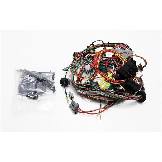 painless wiring 60510 ford 1986 95 5 0l efi wire harness 5 0l Efi Wiring Harness Painless