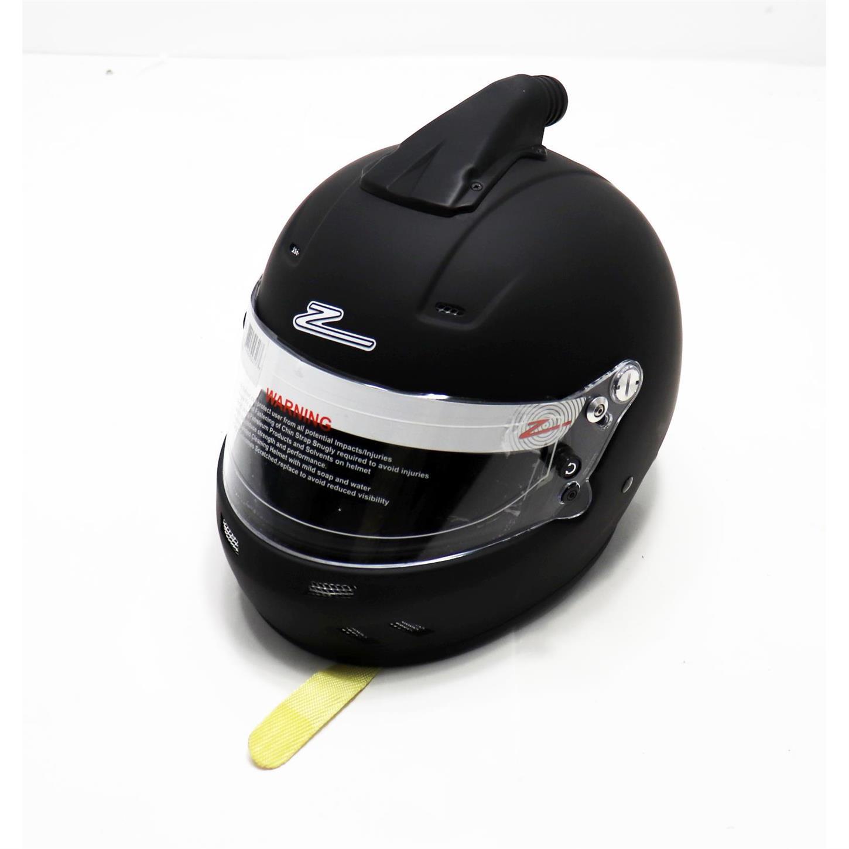 Zamp RZ-58 TOP AIR Snell SA2015 Helmet White Medium