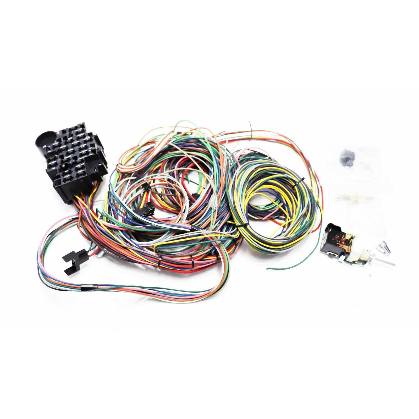 Race Car Wiring Harness Painless 50003 Universal Diagram Library