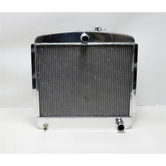 AFCO 80139-P-NA-N 1949-54 Chevy Aluminum Radiator