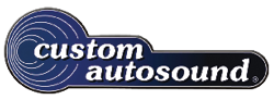 Custom Autosound Logo