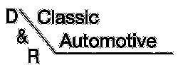 D&R Classic Logo