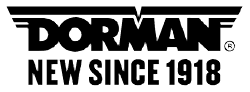 Dorman Products Logo