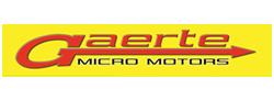 Gaerte Micro Motors Logo