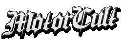 MotorCult Apparel Logo