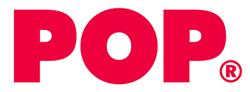 POP Fasteners Logo