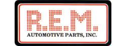 REM Automotive Logo