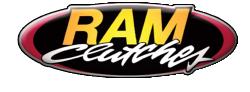 Ram Clutches Logo