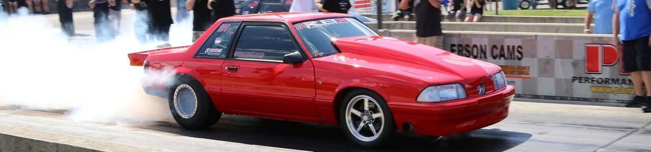 Drag Racing Parts - Free Shipping @ Speedway Motors