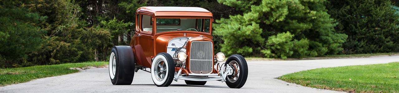 Street Rod Parts - Free Shipping @ Speedway Motors